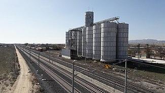 Станция silos.jpg Пинарбаси