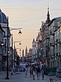 Piotrkowska Street at Dusk - Lodz - Poland - 01 (9234838210).jpg