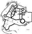 Plan du chateau de Bonaguil-Viollet-le-Duc.jpg