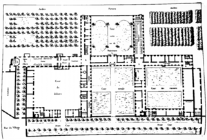 Plan maison royale