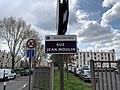 Plaque Rue Jean Moulin - Rosny-sous-Bois (FR93) - 2021-04-15 - 2.jpg