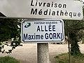 Plaque allée Maxime Gorki Fontenay Bois 3.jpg