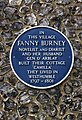 Plaque on the gateway to Camilla Drive - geograph.org.uk - 788730.jpg