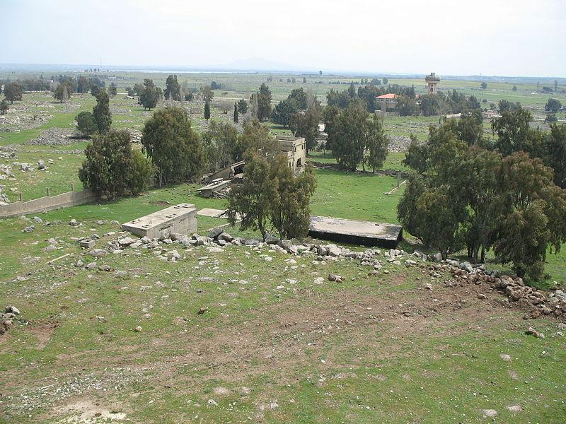 File:Plateau du golan syrien.JPG