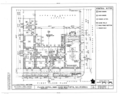 Plaza Hotel, Second Street, San Juan Bautista Plaza, San Juan Bautista, San Benito County, CA HABS CAL,35-SAJUB,4- (sheet 3 of 11).png