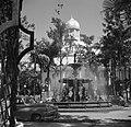 Plein bij het Capitolo in Caracas in Venezuela, Bestanddeelnr 252-8447.jpg