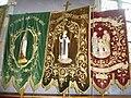 Plougastel-Daoulas (29) Bannières de procession 01.jpg