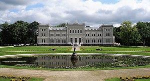 Plungė - Plungė Manor