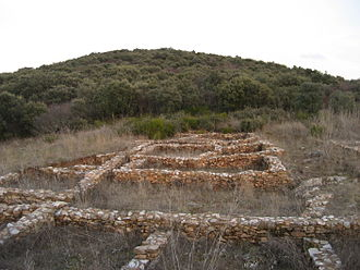 "Las Médulas - The metallurgic ""Orellán"" town in Las Médulas (fl. 1st–2nd centuries BC)"