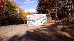 Baxter State Park - Pockwockamus Rock