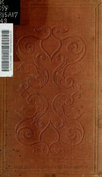 File:Poems (Beresford Hope, 1843).djvu
