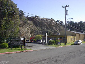 Golden State Model Railroad Museum - The exterior of the museum