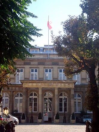 Szkoła Narodowa Polska w Paryżu - Polish Embassy in Paris (Szkoła Narodowa Polska w Paryżu)