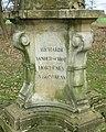 Pomník Richarda van der Schotta v zámeckém parku ve Veltrusech (Q65552997) 02.jpg