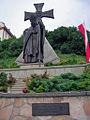 Pomnik papieża Jana Pawła II w Sandomierzu.JPG