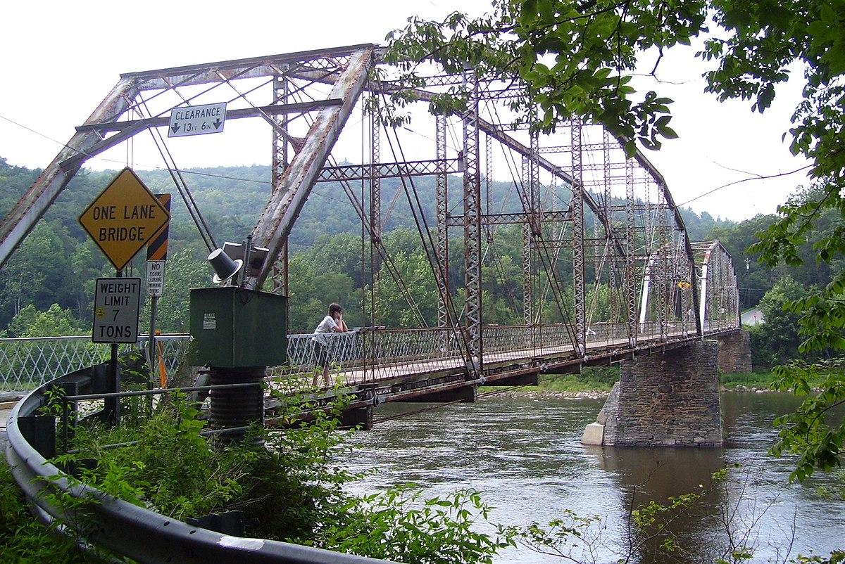 Pond Eddy Bridge Wikipedia
