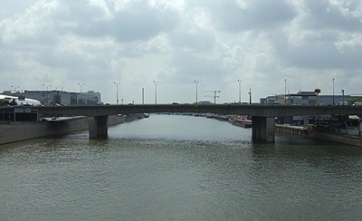 Pont amont