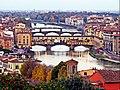 Ponte vecchio visto dal Piazzale Michelangelo.jpg