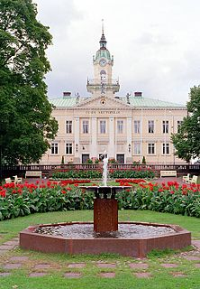 Pori City in Satakunta, Finland