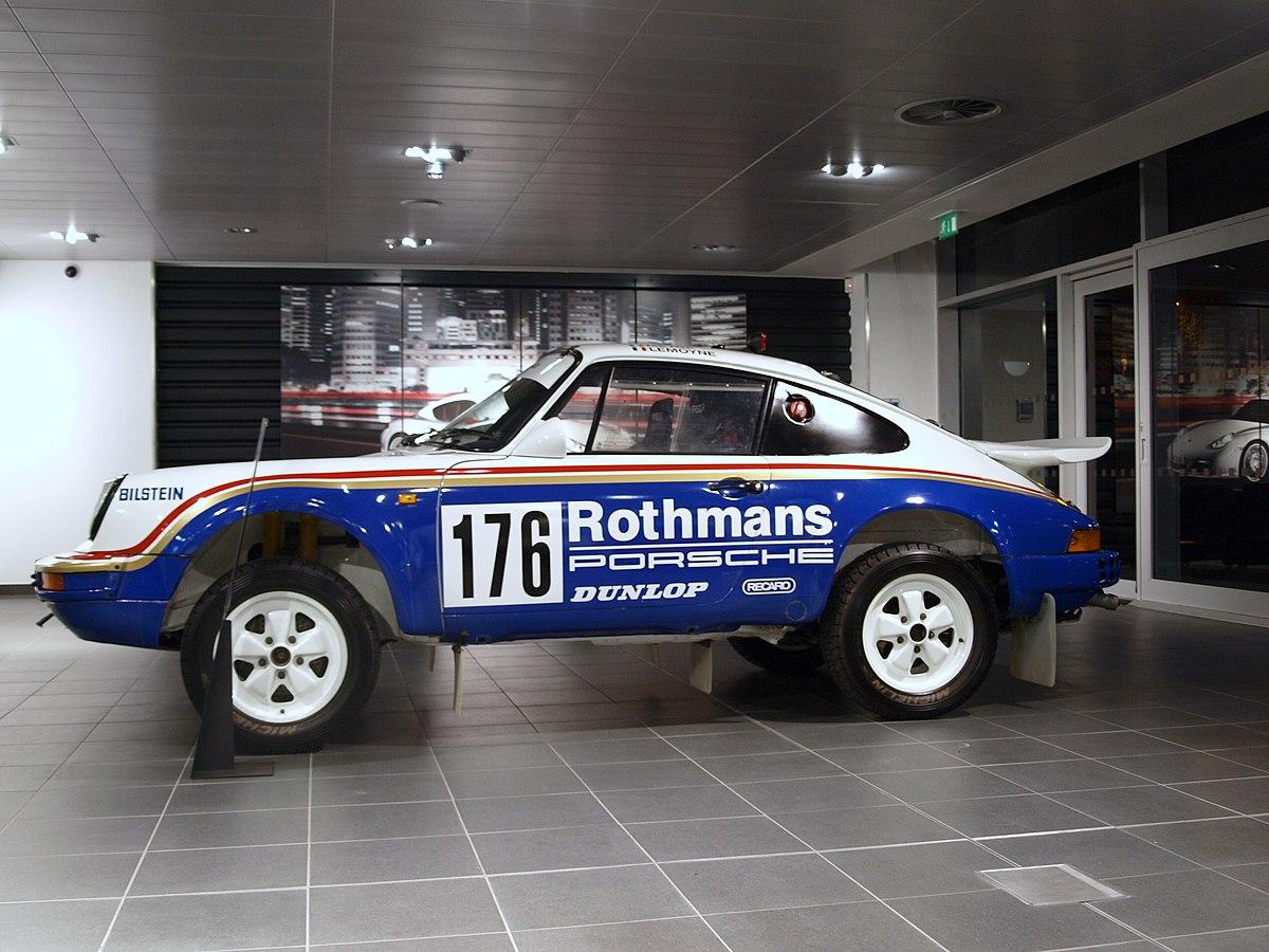 1984 Paris Dakar Rally Wikipedia