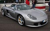 Porsche Carrera GT thumbnail