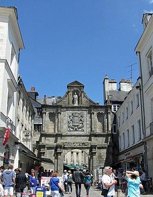 Saint-Vincent Gate - Image: Porte Saint Vincent (Vannes) (1)