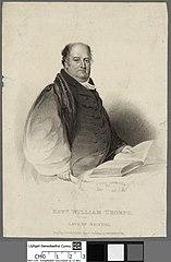 Revd. William Thorpe, late of Bristol
