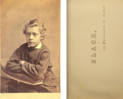 Portrait of child by Black of 173 Washington Street in Boston.png