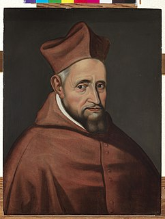 Robert Bellarmine Catholic cardinal, saint, and Doctor of the Church