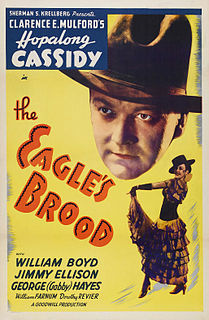 <i>The Eagles Brood</i> 1935 film by Howard Bretherton
