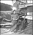 Powder monkey by gun of U.S.S. New Hampshire off Charleston, S.C. LOC cwpb.03515.jpg