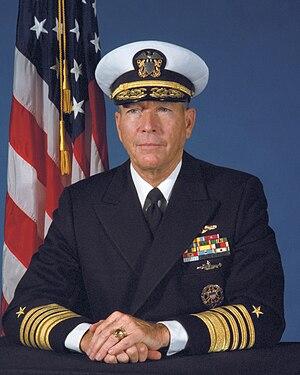 Powell F. Carter Jr. - Admiral Powell F. Carter Jr.
