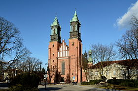 Image illustrative de l'article Basilique-archicathédrale Saint-Pierre-et-Paul (Poznań)