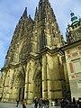 Praha, Chrám svatého Víta, západní průčelí - panoramio (3).jpg