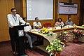 Pramod Kumar Jain Addressing - Opening Session - VMPME Workshop - Science City - Kolkata 2015-07-15 8512.JPG