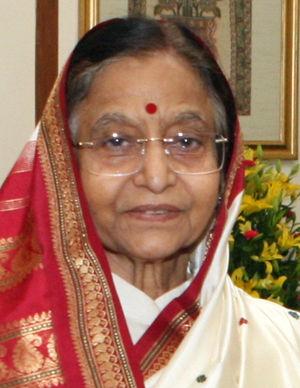 Patil, Pratibha (1934-)