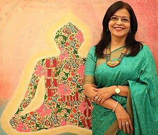 Pratiksha Apurv Indian painter