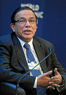 Pratip Chaudhuri - World Economic Forum Annual Meeting 2012.jpg
