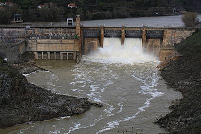 Picture of Central hidroelèctrica Villalcampo I