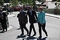 President Obama visits Krün in Bavaria IMG 1143 (18478155540).jpg