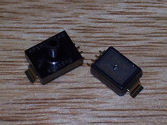 Pressure sensor - silicon piezoresistive pressure sensors