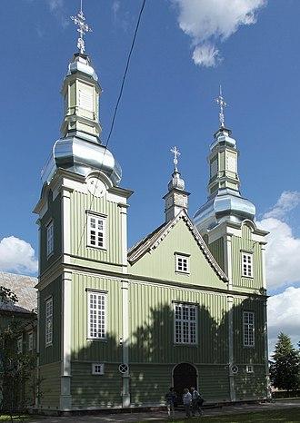 Prienai - Prienai Church