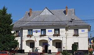 Tăuții-Măgherăuș - Town hall