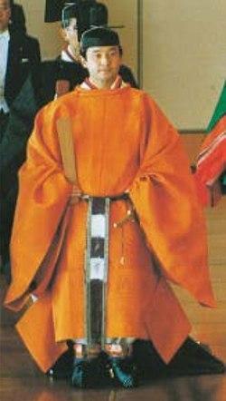 Prince Naruhito wearing Sokutai.jpg