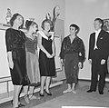 Prinses Beatrix aanwezig in stadsschouwburg te Utrecht, balletuitvoering Nationa, Bestanddeelnr 917-3139.jpg