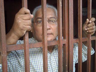 Moral responsibility - Image: Prision del Condado de Mantras