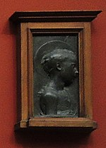Profile relief - casting in Pushkin museum 01 by shakko.jpg