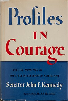 Profiles in Courage Front Cover (1956 first edition).jpg