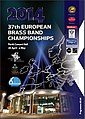 Program 37th European Brass Band Championships, Perth Concert Hall, 26 april - 4 may 2014.jpg