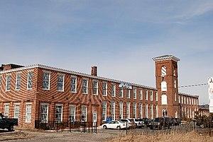 Rhode Island Tool Company building - Image: Providence Tool Co